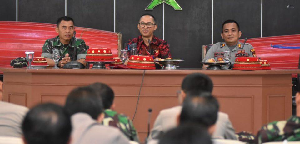 Buka Rapat FKDM, Muchlis Harap Gowa tetap Aman dan Kondusif ditahun 2020