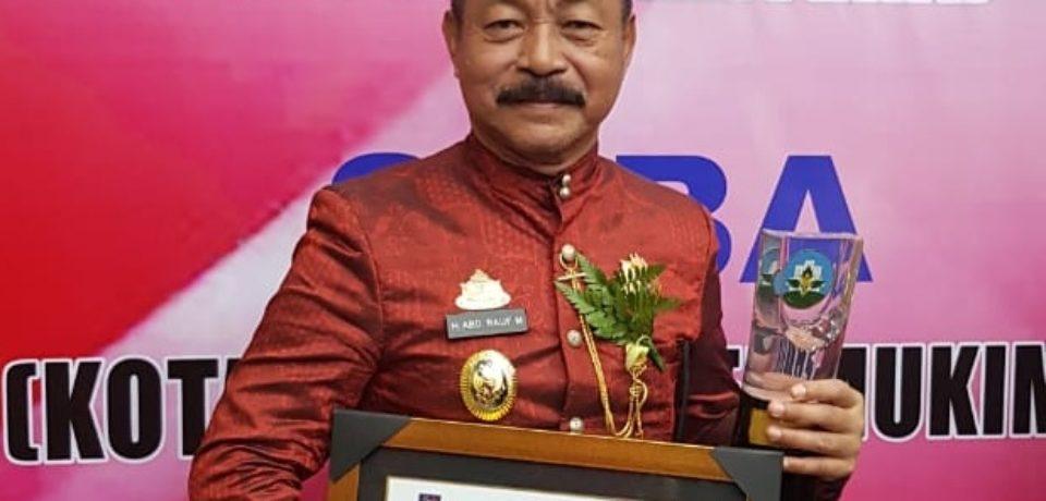 Gowa Raih Penghagaan Kabupaten Sehat Tertinggi