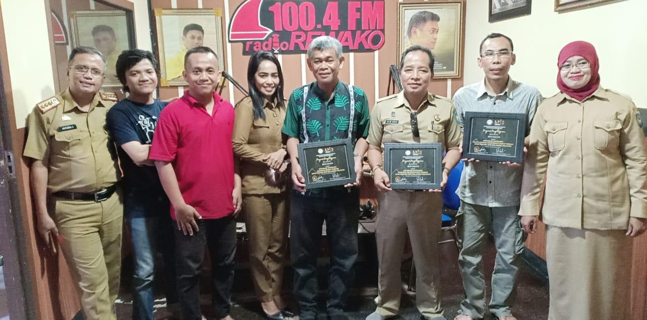 Radio Rewako Sabet Tiga Penghargaan di KPID Award 2019