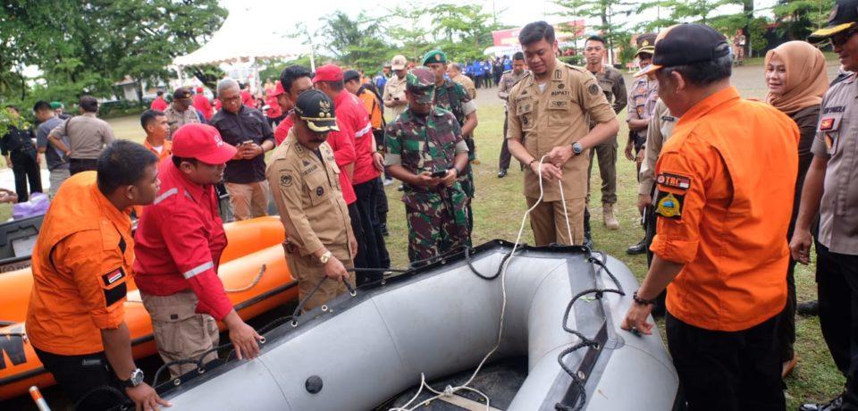 Tim SAR dan Stakeholder Diminta Tingkatkan Kesiapsiagaan Hadapi Bencana