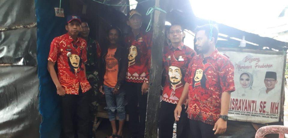 Pemkab Gowa Pastikan Keluarga Daeng Nappa adalah Penerima Bansos