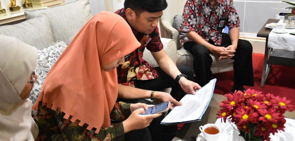 Adnan Imbau Masyarakat dan ASN Segera Lakukan Pengisian Sensus Penduduk Online