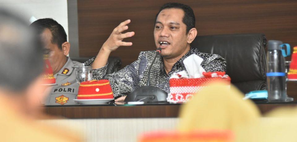Cegah Korupsi, Wakil Ketua KPK Ajak Pemkab Gowa Tingkatkan PAD