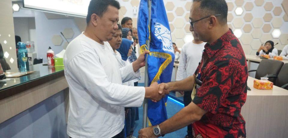 Sekda Lantik Pengurus PPDI Kabupaten Gowa