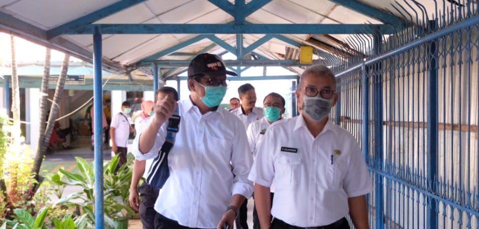 Waspada Penyebaran Covid-19, Jam Besuk Pasien di RSUD Syekh Yusuf Gowa Ditiadakan
