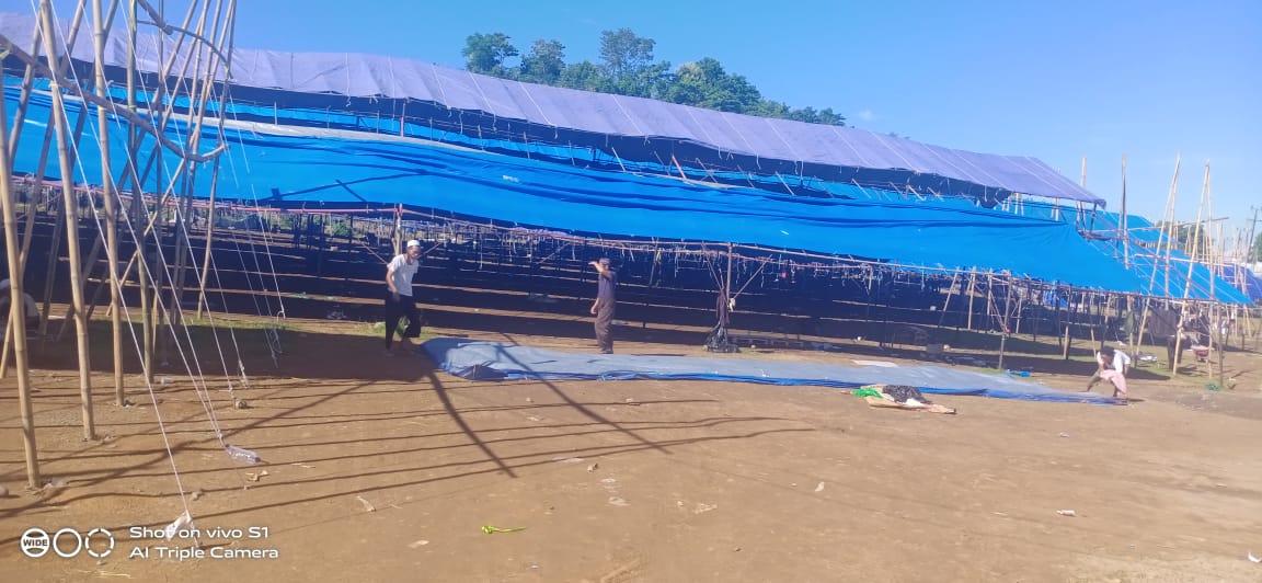 Lokasi Pelaksanaan Ijtima Zona Asia 2020 di Gowa Sudah Kosong