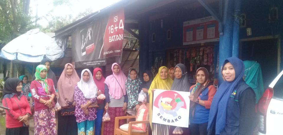 33.109 KPM Program Sembako di Gowa Dapat Tambahan Nilai Bansos Rp50 Ribu
