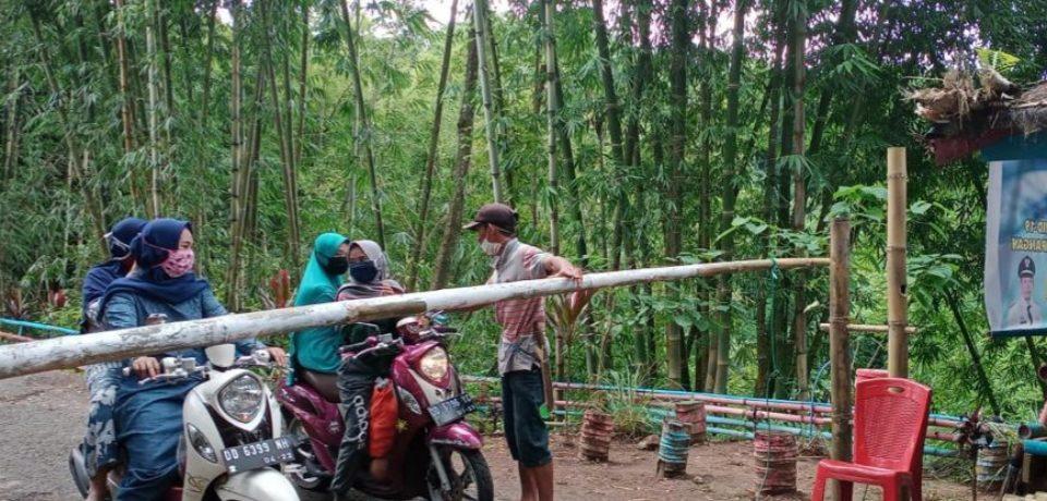 121 Desa di Kabupaten Gowa Terapkan PSBK Demi Memutus Penyebaran Covid-19
