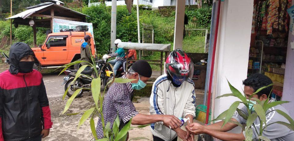 300 Kampung Siaga Corona Tingkat RW Terbentuk di Kecamatan Tinggimoncong