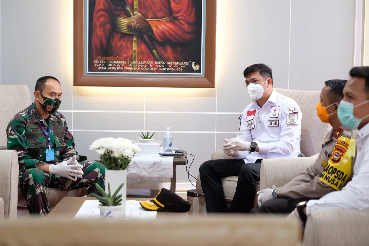 Pangdam XIV Hasanuddin Minta Bansos Diantar Langsung ke Rumah Warga