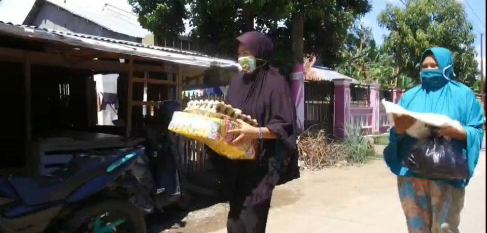 Irma, Warga Pallangga Memilih Kembalikan Paket Sembako dari Pemerintah