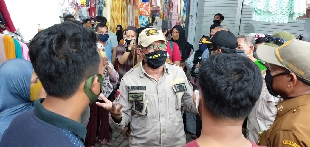 Pelaku Usaha Non Pangan Diminta tak Buka Selama PSBB di Gowa