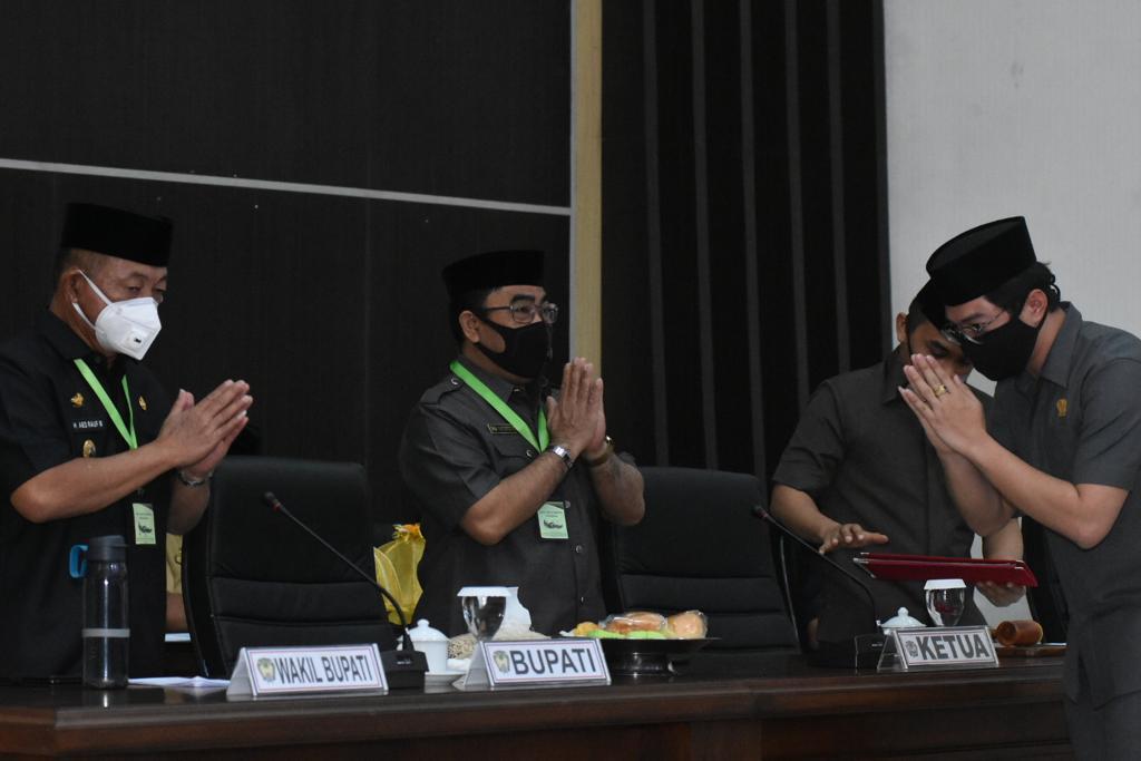 8 Fraksi DPRD Setuju Dua Ranperda Gowa Dibahas Lebih Lanjut