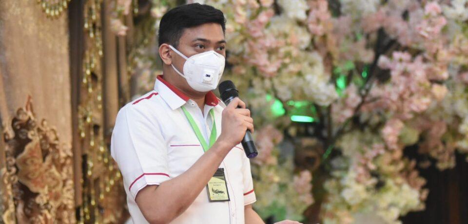 Bupati Adnan Usulkan Perda Wajib Masker di Rakor Percepatan Penanganan Covid-19