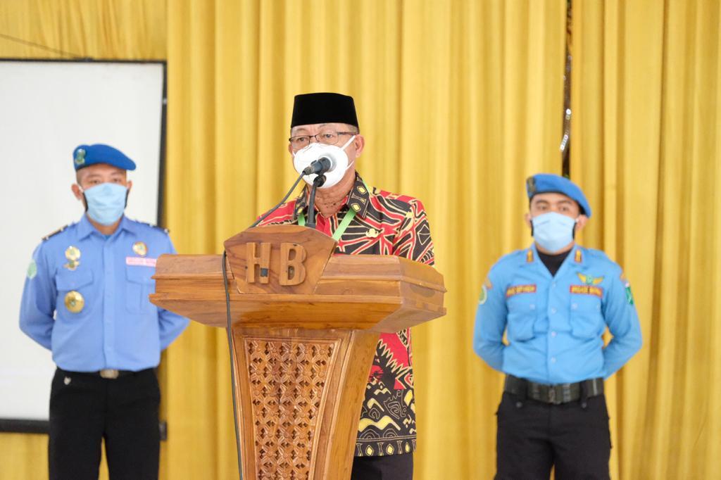 Wabup Gowa Minta BKPRMI Lahirkan Inovasi Pembelajaran Al Qur'an di Masa Pandemi Covid-19