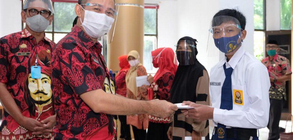 72.200 Siswa di Kabupaten Gowa Dapat Kuota Internet, 7,5 GB Per Siswa