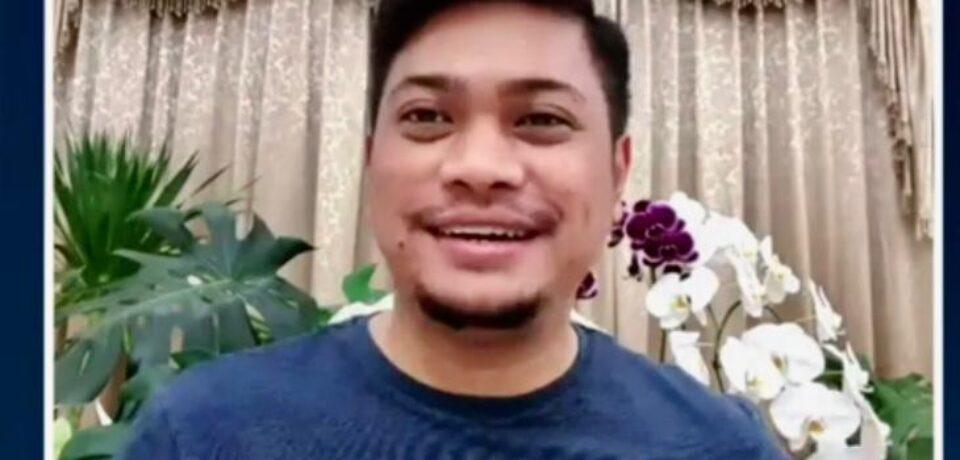 Adnan Ajak Masyarakat Indonesia Disiplinkan Diri Menggunakan Masker
