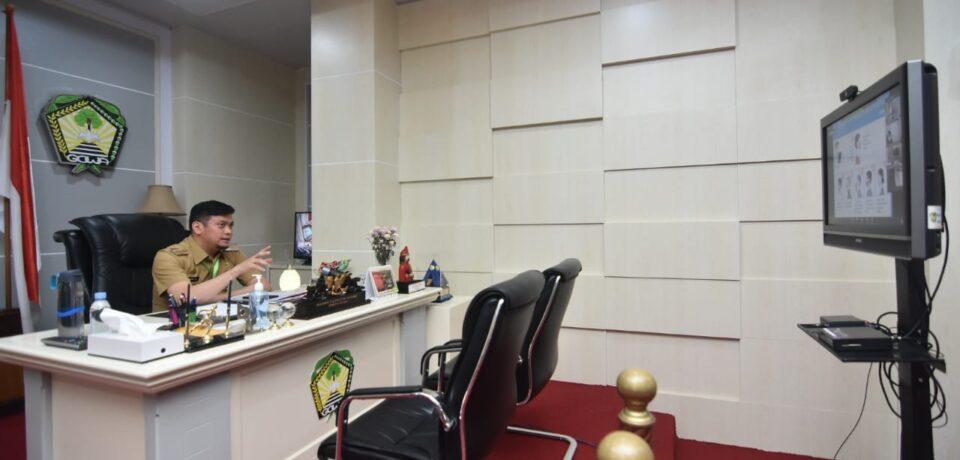 Pemkab Gowa Gagas Program yang Sejalan Dengan Inpres Nomor 6/2020