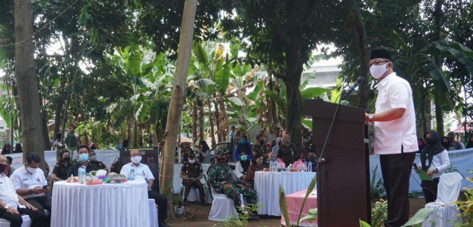 Wabup Gowa Harap Kejari Lakukan Pembinaan Diseluruh Kecamatan