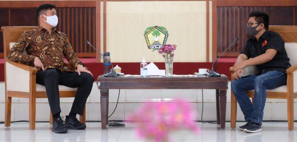 Bupati Gowa Harap IMA Ambil Peran Tumbuhkan Perekonomian Kabupaten Gowa