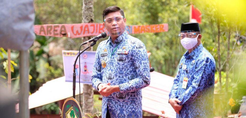 Kunker Ke Tombolopao dan Tinggimoncong, Pemkab Gowa Sosialisasikan Program Unggulan