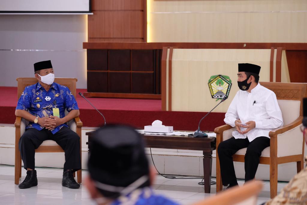 Pemkab Gowa Dukung KKB Bangun Pekuburan di Kabupaten Gowa