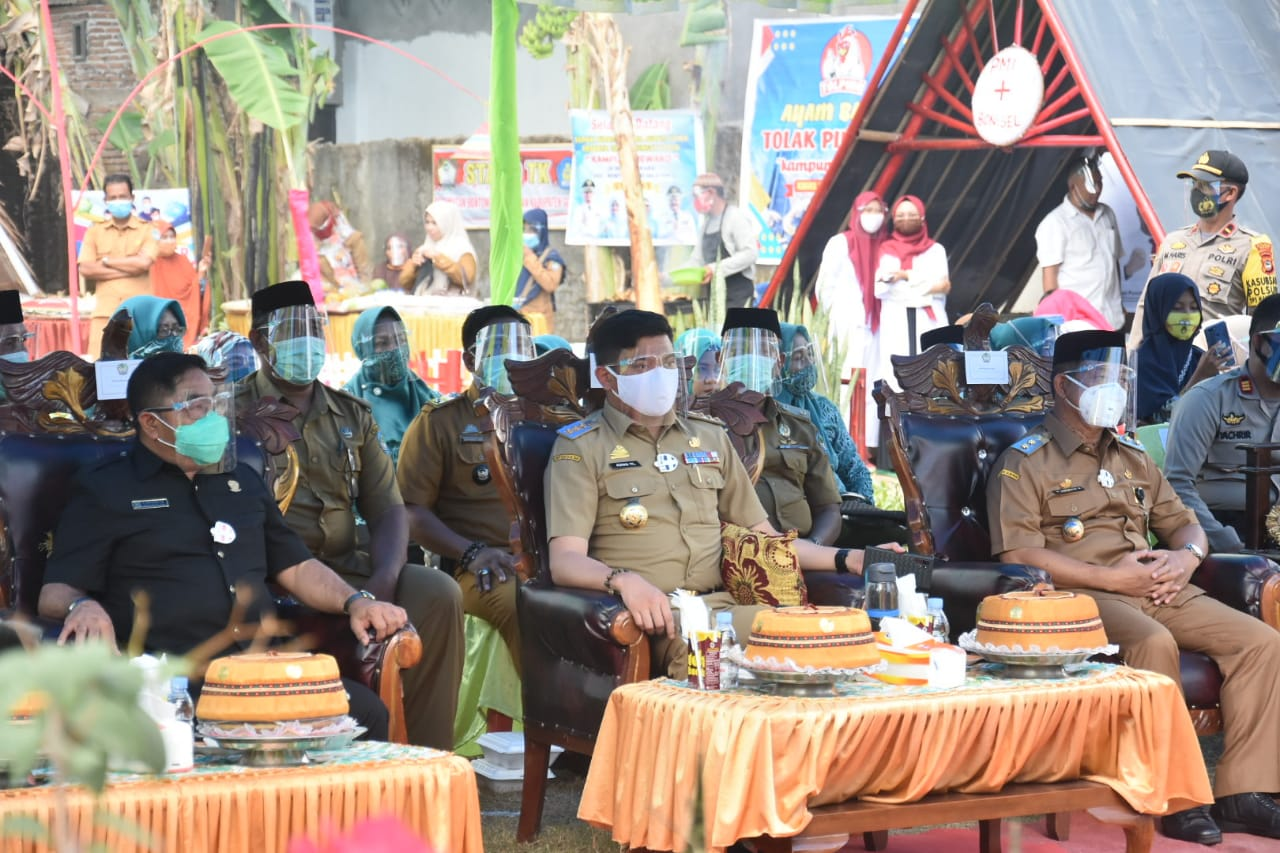 3.626 UMKM di Bontonompo dan Bonsel akan Diverifikasi Pusat untuk Bantuan Stimulus Rp 2,4 Juta