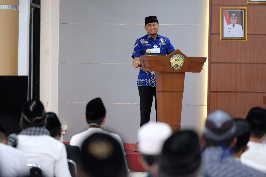 Bupati Gowa Ajak IPIM Bersinergi Dukung Program Keagamaan Pemkab Gowa