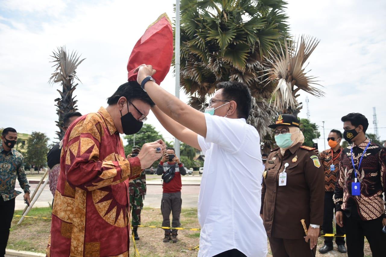 Aslam Terima Kunjungan MenpanRB di Kabupaten Gowa