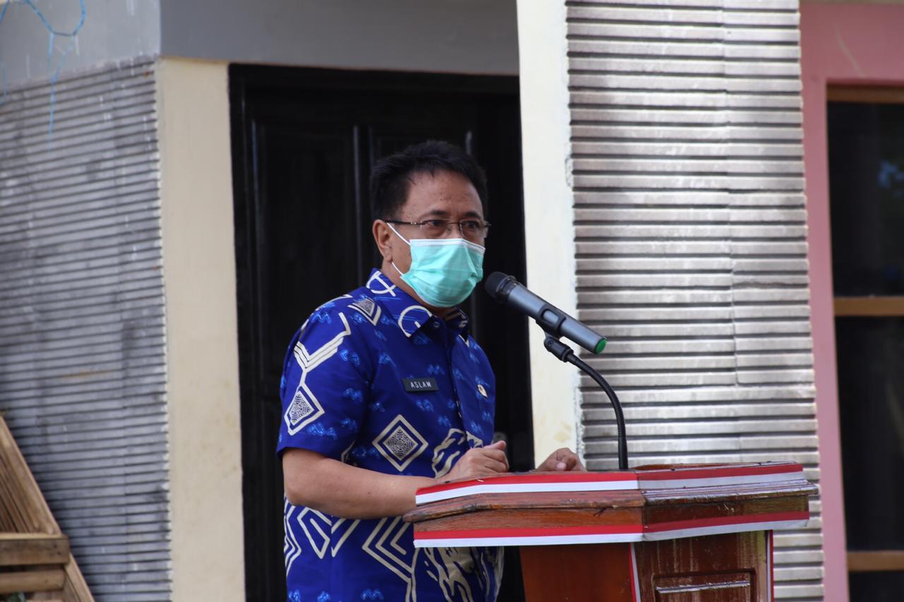 Aslam Himbau Pelayanan Publik Dilaksanakan sesuai Prosedur