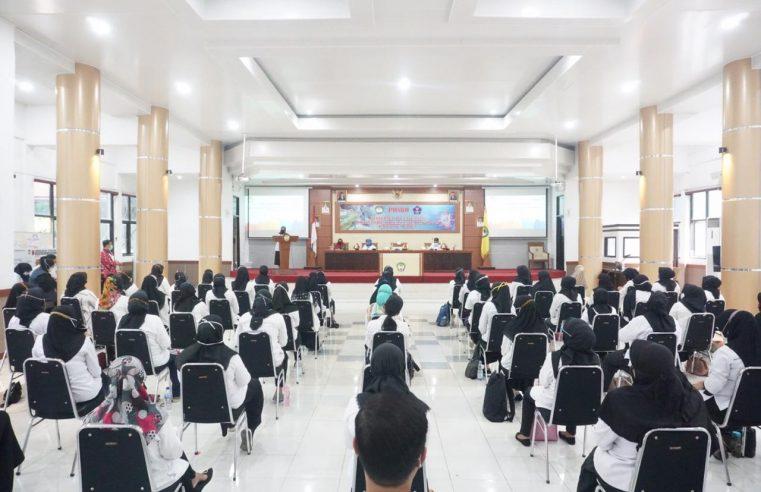 75 Tenaga PPKB Gowa Siap Sosialisasikan Perda Wajib Masker