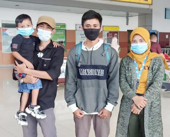 Pemkab Gowa Bantu Pemberangkatan Balita Penderita Jantung Bocor Berobat ke Jakarta