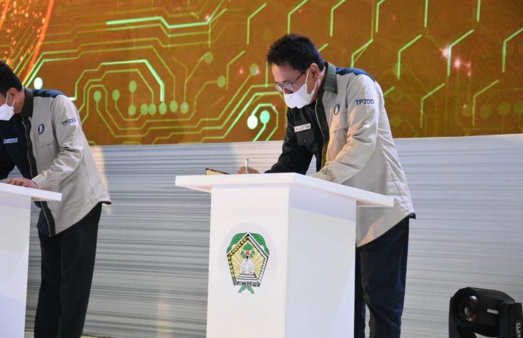 Gowa Jadi contoh Penerapan Transformasi Digital