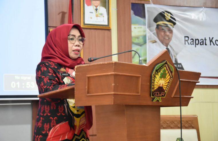 Pj Sekda Gowa Harap Pendamping PKH Lebih Kreatif dan Inovatif Bangun Kemitraan