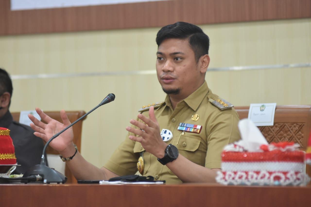 Bupati Gowa Ajak Seluruh Pihak Bantu KPU Tingkatkan Partisipasi Pemilih