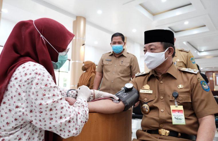 Pemkab Gowa Kumpulkan 126 Kantong Darah