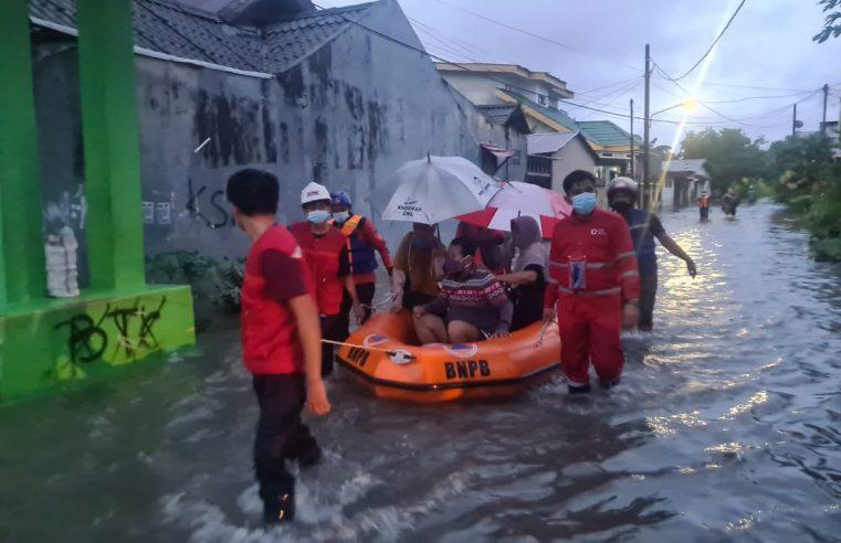 Pemkab Gowa Evakuasi Warga Terdampak Banjir