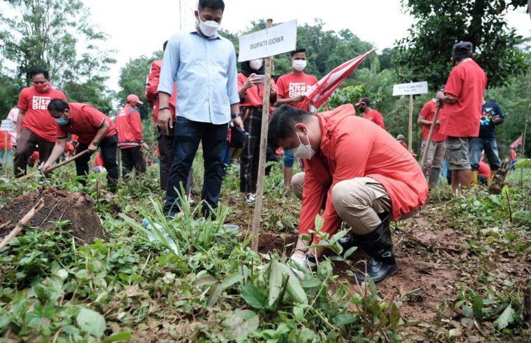 Adnan Harap Penanaman Pohon Mampu Minimalisir Bencana