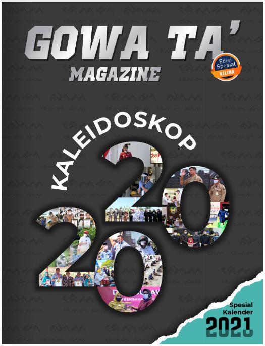 GOWATA Edisi 5, 2020 Desember