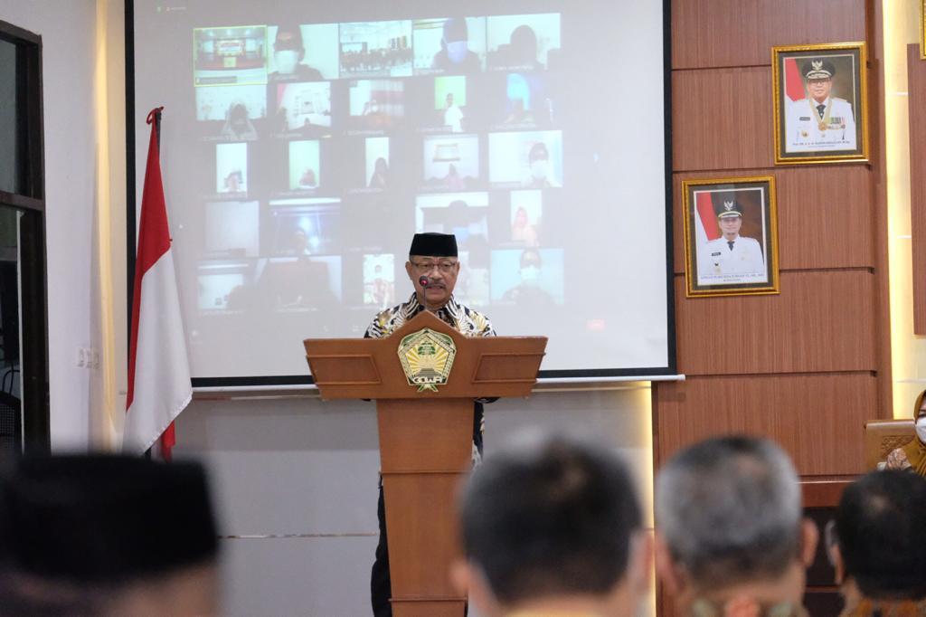 Penyelenggaraan Pemerintahan Kabupaten Gowa Diharap Jadi Terbaik di Tingkat Nasional
