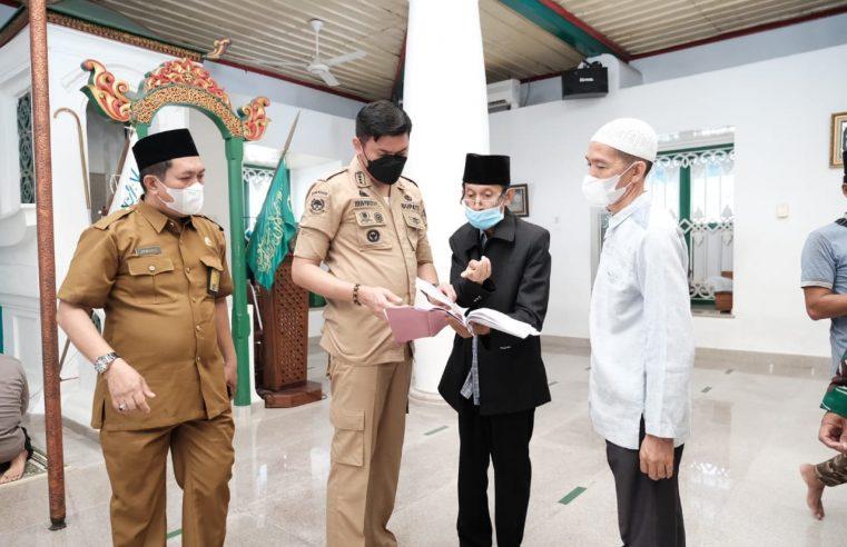 Hari Terakhir Operasi Yustisi, Bupati Gowa Harap Masyarakat Tetap Patuhi Prokes