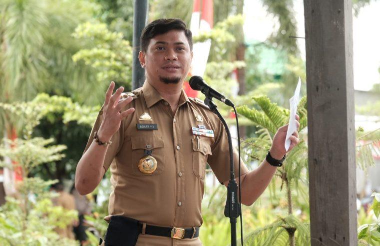 Bupati Adnan Harap Ponpes Yatama Mandiri Bersinergi Sukseskan Program Keagamaan