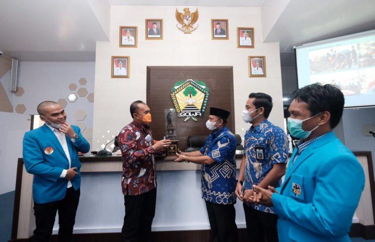 Pemkab Garut Tertarik Adopsi Perda Kepemudaan Kabupaten Gowa