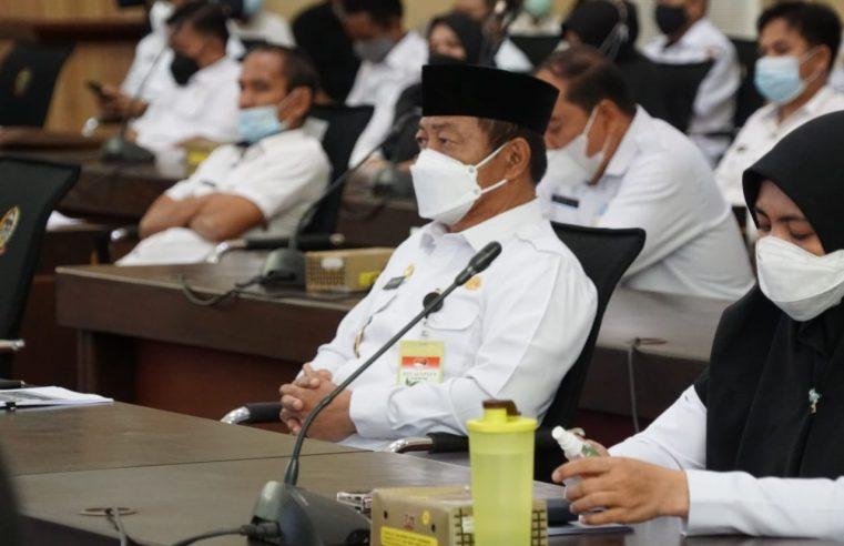 Hadiri Sosialisasi Pengisian JPT, Wabup Gowa Harap Pengisian Jabatan Baru Sesuai Prosedur