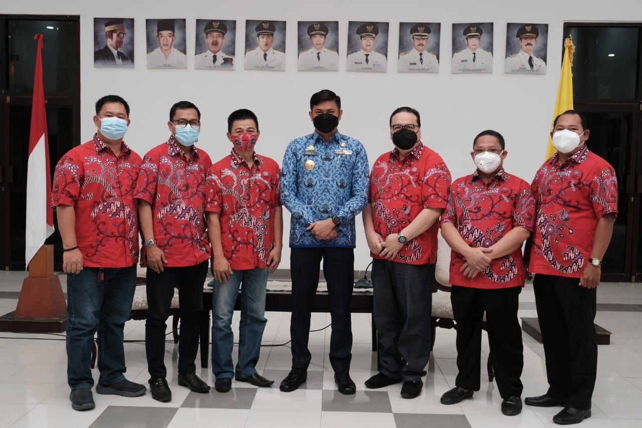 Pemkab Gowa Siap Fasilitasi Vaksinasi Covid-19 untuk Pengurus PSMTI