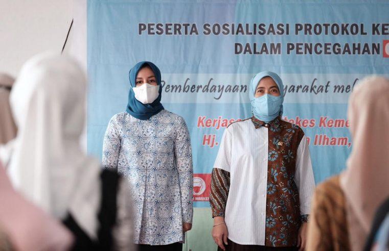 Priska Adnan Ajak Kader PKK Jadi Agent Of Change Penerapan PHBS
