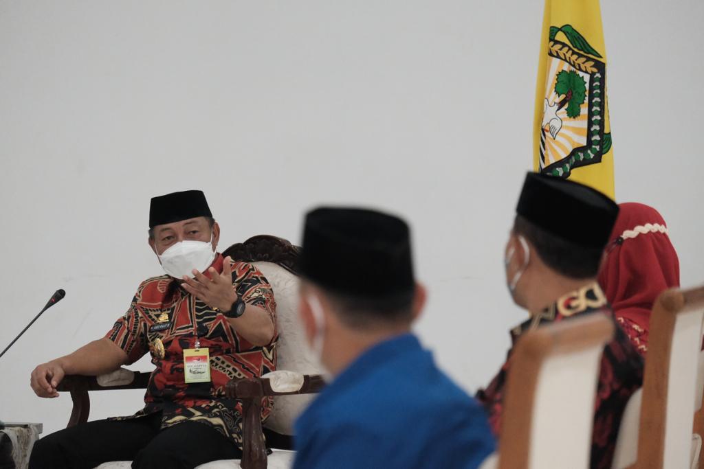 Wabup Gowa: Kami Harap Pondok Pesantren Dukung Program Keagamaan Pemerintah