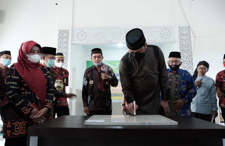 Resmikan Pondok Tahfidz Daarul Huffadz, Pemkab Gowa Beri Bantuan Rp100 Juta