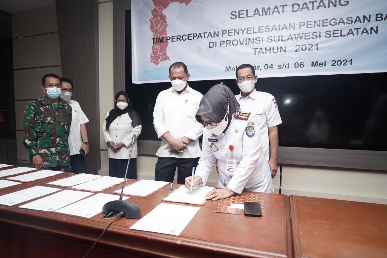 Besok, Tim Percepatan PBD akan Lakukan Verifikasi Batas Makassar-Gowa