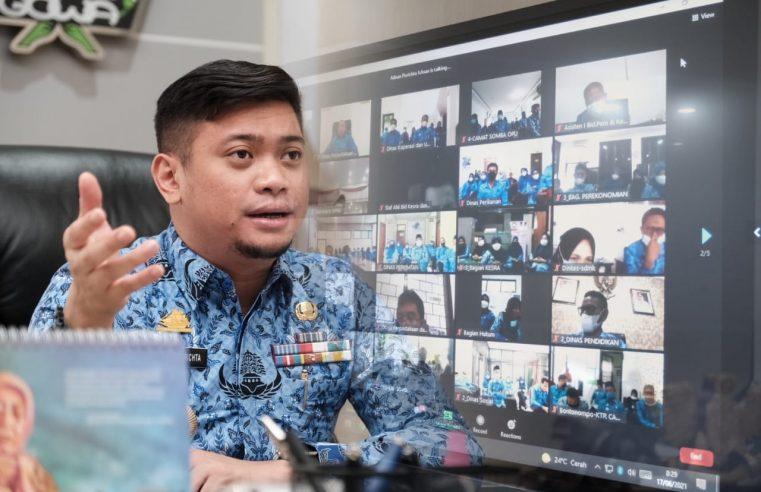 Bupati Adnan Sampaikan Sejumlah Arahan di Hari Kesadaran Nasional